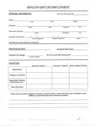 fill in the blank resume forms template fill in the blank resume forms