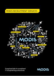 modis service brochure