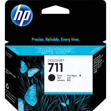 <b>Картридж</b> HP 711 (<b>CZ133A</b>), черный, для струйного принтера ...