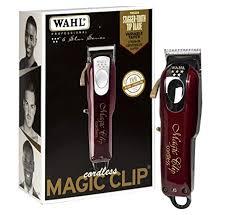 <b>Wahl</b> 5 Star <b>Cordless Magic</b> Clipper: Amazon.in: Health & Personal ...