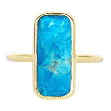 Turquoise 18k Gold Clad <b>Fancy</b> Cut <b>Wholesale Gemstone</b> Jewelry ...