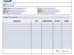 doc 728546 how to make invoices in word 12 steps pictures how to make a invoice template in word sequentially numbered