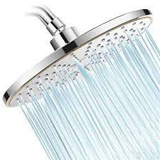 Baban <b>Rainfall</b> Shower Head, 3-Settings 9 inch Large High ...