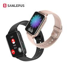 <b>SANLEPUS 2020 NEW</b> Bluetooth Calls <b>Smart</b> Watch Men Women ...