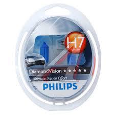 <b>Лампа</b> 12V H7 55W PX26d 5000K бокс (2шт.) <b>Diamond</b> Vision ...