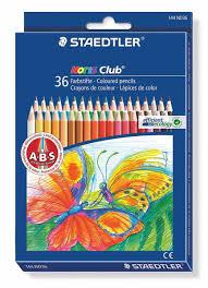 <b>Staedtler Набор цветных карандашей</b> Noris Club 36 шт — купить ...