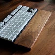 High Quality <b>Wooden Mechanical Keyboard Wrist</b> Rest Pad,Wrist ...