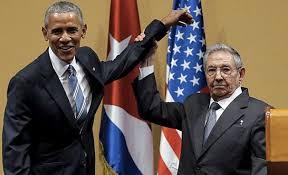 Image result for سفر رییسجمهور آمریکا به کوبا