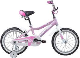 """<b>Велосипед Novatrack Novara</b>, розовый, <b>16</b>"""" — купить в интернет ..."""