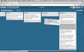 essay organization activity using trello essay organization activity using trello