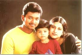 Vijay Family Photos