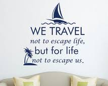 Popular items for travel wall decal on Etsy via Relatably.com