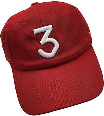 Number 3 Baseball Cap Embroidered Dad Hats ... - Amazon.com