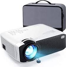 Projector, APEMAN 4000 Lumen <b>Mini Portable Projector</b>, 1080P ...