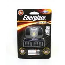Купить <b>фонарь налобный Energizer ENR</b> LED Headlight в СПб ...