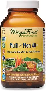 MegaFood, Multi for Men 40+, Supports Optimal ... - Amazon.com