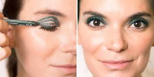 smoky eye makeup admit it you have tons of colored eyeliner and no idea what to do with it
