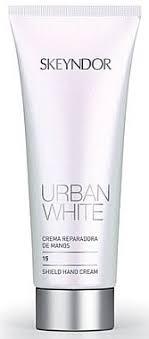 Защитный осветляющий <b>крем для рук</b> - Skeyndor <b>Urban</b> White ...