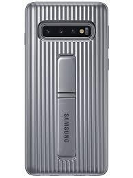 Чехол (<b>клип</b>-<b>кейс</b>) для <b>Samsung Galaxy S10</b> Protective Standing ...