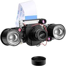 for Raspberry pi Camera Day & Night Vision, IR-Cut ... - Amazon.com