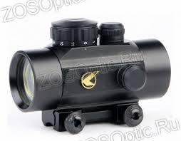 Закрытый <b>коллиматорный прицел GAMO QUICK</b> Shot 30mm ...