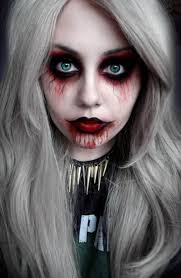 scary halloween makeup ideas that look too real vampire girl halloween makeup