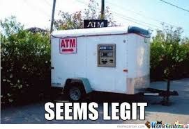 Atm Memes. Best Collection of Funny Atm Pictures via Relatably.com