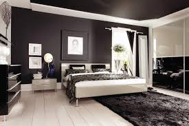 red wall paint black bed: black and red bedroom bedroom nubeling