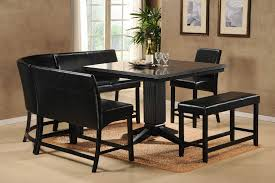 Tall Dining Room Chairs Cheap Dining Table Sets Is Also A Kind Of Charming Black Dining