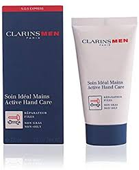 <b>Clarins Men Active</b> Hand Care 75 ml: Amazon.co.uk: Beauty