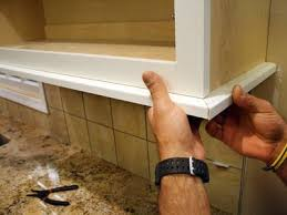 how to install a kitchen cabinet light rail how to diy network adding cabinet lighting