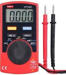 <b>UT120C</b>, <b>Мультиметр</b> цифровой, ультракомпактный | купить в ...