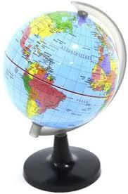 Глобус политический, 10.6 см, в блистерной упаковке, новая ...