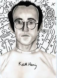 Keith Haring by Punjabijoka - Keith_Haring_by_Punjabijoka