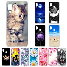 Phone <b>Cases</b> for Samsung Galaxy A20e 5.8 Inch Covers Silicone ...