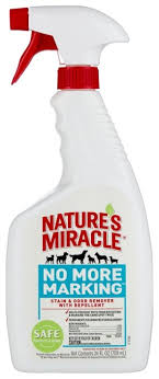 <b>Спрей Nature's Miracle</b> уничтожитель пятен и запахов <b>No</b> More ...
