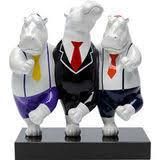 <b>Статуэтка Dancing</b> hippos, коллекция Танцующие бегемоты цена ...