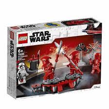 <b>Конструктор LEGO</b> Star Wars 75225 <b>Боевой набор</b> Элитной ...