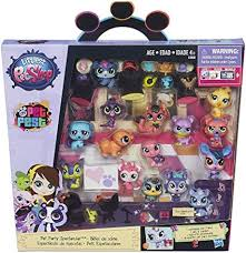 Littlest Pet Shop Pet Party Spectacular Collector Pack ... - Amazon.com