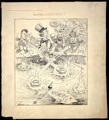 the great depression the role of political parties hti helping uncle fish