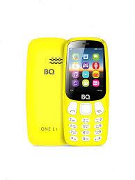 <b>Сотовый телефон BQ BQ 2442</b> One L Plus Yellow - ElfaBrest