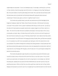 sample textual analysis essay  marsxslpt text analysis essay middot visual text analysis essay examples