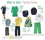 Family photos what to wear spring