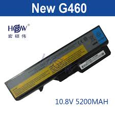 HSW <b>5200mah</b> new Laptop <b>Battery For LENOVO</b> IdeaPad G460 ...