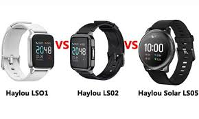 Xiaomi <b>Haylou</b> LS02 VS LS01 VS Solar LS05: What's the Differences?