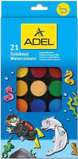 Купить <b>Adel Colour сухие 21</b> цвет 30мм (229-0931-000) в Москве ...