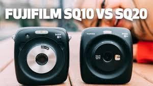 <b>Fujifilm Instax</b> SQ10 vs. SQ20 Instant Camera | Worth The Upgrade ...