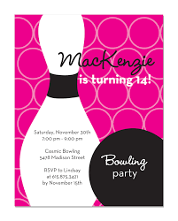 bowling birthday party invitations birthday invitations 38827825 11 5157