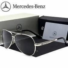 <b>Mercedes</b>-<b>Benz Silver</b> Sunglasses for <b>Men</b> for sale | eBay