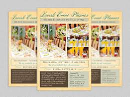 event planner flyer template other flyer template and wedding event planner flyer template is for event planners wedding planners banquet catering and party rentals company can be edited for other types of services